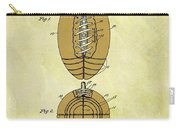 1925 Football Patent Carry-all Pouch