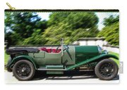 1926 Bentley Automobile Carry-all Pouch