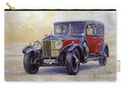 1927 Rolls-royce 40-50 Phantom 1  Carry-all Pouch