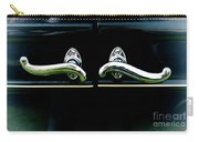 1927 Studebaker President Door Handles Painterly Carry-all Pouch