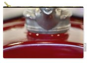 1928 Buick Custom Speedster Hood Ornament 2 Carry-all Pouch