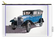 1928 Chrysler Model 65 Carry-all Pouch