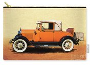 1928 Classic Ford Model A Roadster Carry-all Pouch