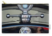 1928 Dodge Brothers Hood Ornament Carry-all Pouch