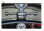 1928 Dodge Brothers Hood Ornament Carry-all Pouch by Jill Reger