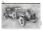 1928 Duesenberg Model J - Automotive Art - Car Posters Carry-all Pouch