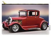 1928 Ford 'hot Rod A' Coupe Carry-all Pouch