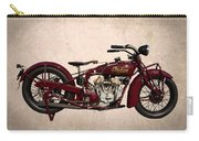 1928 Indian Motorcycle Carry-all Pouch