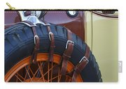 1928 Studebaker President Roadster Spare Tire Carry-all Pouch
