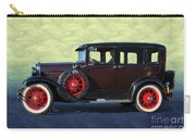 Historical Ford 4 Door Sedan Carry-all Pouch