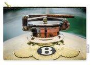1929 Bentley 4.5-litre Open Tourer Hood Ornament Carry-all Pouch