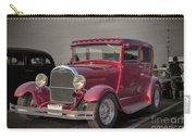 1929 Ford Model A Tudor Sedan Carry-all Pouch by Gene Healy