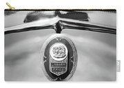 1929 Graham-paige Sport Roadster Emblem -0810bw Carry-all Pouch