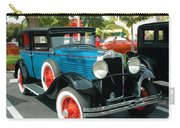 1929 Marmon Roosevelt 8 Sedan Carry-all Pouch