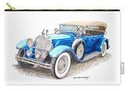 1929 Packard Dual Cowl Phaeton Carry-all Pouch