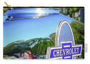 1930 Chevrolet Ad Hood Ornament Carry-all Pouch
