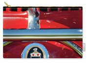 1930 Cord L29 Phaeton Emblem Carry-all Pouch by Jill Reger