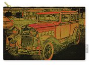 1930 Hudson Carry-all Pouch