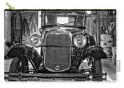1930 Model T Ford Monochrome Carry-all Pouch
