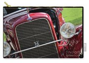 1930 Red Ford Model A-front-8886 Carry-all Pouch
