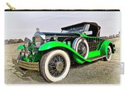 1930 Willys Knight 66b-plaidside Carry-all Pouch