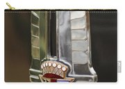 1930's Cadillac Emblem Carry-all Pouch