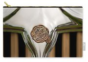1931 Chrysler Coupe Grille Emblem Carry-all Pouch