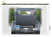 1931 Ford Tudor Sedan 'see Ya' Carry-all Pouch
