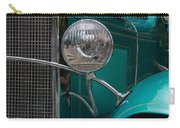 1931 Teal Chevy Hot Rod Headlight Carry-all Pouch