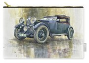 1932 Lagonda Low Chassis 2 Litre Supercharged Front Carry-all Pouch