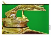 1932 Chevrolet Eagle Hood Ornament Carry-all Pouch