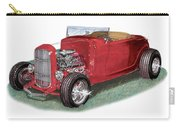 1932 Ford Hi-boy Hot Rod Carry-all Pouch