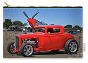 1932 Ford 'three Window' Coupe Vx Carry-all Pouch