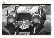 1932 Ford V8 July 4th Parade Tucson Arizona 1986 Carry-all Pouch