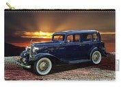 1933 Chevrolet 4 Door Eagle Sedan Carry-all Pouch