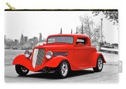 1933 Ford 'three Window' Coupe I Carry-all Pouch