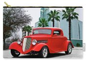 1933 Ford 'three Window' Coupe II Carry-all Pouch