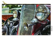 1934 Chevrolet Head Lights Carry-all Pouch