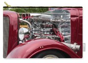 1934 Chevy Truck Motor Carry-all Pouch