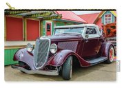 1934 Ford Roadster Hot Rod Carry-all Pouch