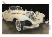 1934 Mercedes Benz 500k Roadster Carry-all Pouch