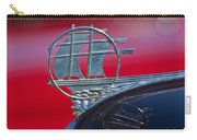 1934 Plymouth Hood Ornament 2 Carry-all Pouch