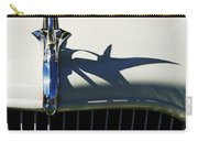 1934 Terraplane Coupe Hood Ornament Carry-all Pouch