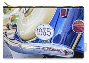 1935 Colour Carry-all Pouch by Gary Gillette