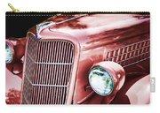 1935 Ford Sedan Hood Carry-all Pouch