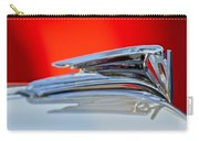 1935 Ford V8 Hood Ornament 3 Carry-all Pouch