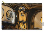 1935 Packard Console Carry-all Pouch