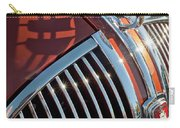 1935 Plymouth Hood Ornament Carry-all Pouch