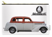1935 Plymouth With Insignia Carry-all Pouch