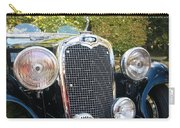 1935 Triumph Southern Cross Front Grill Carry-all Pouch